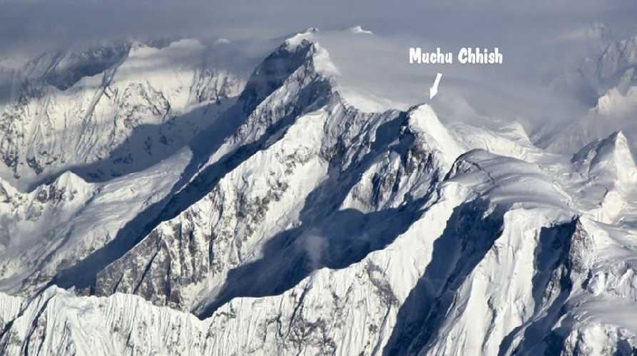 Мучу Чхиш (Muchu Chhish) высотой 7452 метров