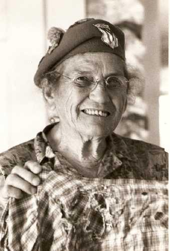Эмма Ровена Гейтвуд (Emma Rowena Gatewood), более известная как бабуся Гейтвуд (Grandma Gatewood)