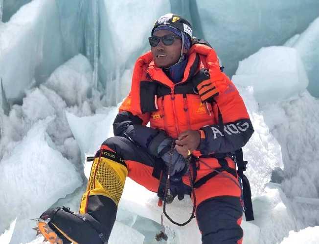 Как подняться на Эверест: история Ками Рита Шерпы