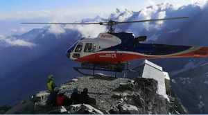 Более 20 альпинистов эвакуированы с Маттерхорна из-за оползня