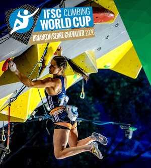 Во французском Бриансоне определились финалисты первого Кубка Мира по скалолазанию 2020 года