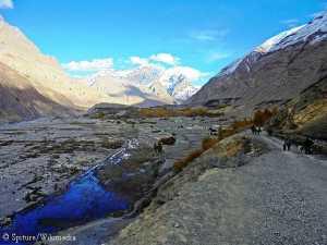 Команда Феликса Берга открыла в Пакистане еще одну новую горную вершину высотой 6105 метров