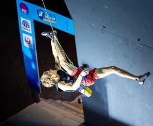 Александр Мегос раскритиковал проведение первого в 2020 году Кубка Мира по скалолазанию