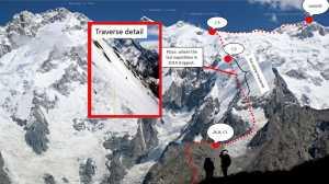 Чешская экспедиция на непройденный пик Мучу Чхиш (Muchu Chhish): установлен первый высотный лагерь