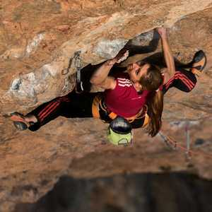 Мина Маркович прошла свой третий маршрут категории 9а: