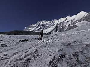 Чешская экспедиция на непройденный пик Мучу Чхиш (Muchu Chhish): команда спустилась в базовый лагерь