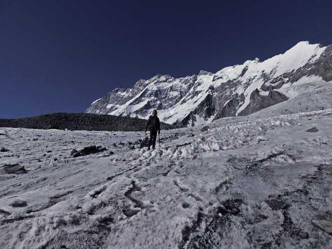 Чешская экспедиция на Мучу Чхиш (Muchu Chhish). Спуск в базовый лагерь