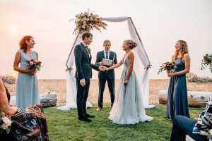 Алекс Хоннольд и Санни Маккэндлесс сыграли свадьбу