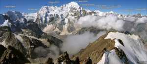 На Кавказе открыт первый альпинистский маршрут категории 6Б