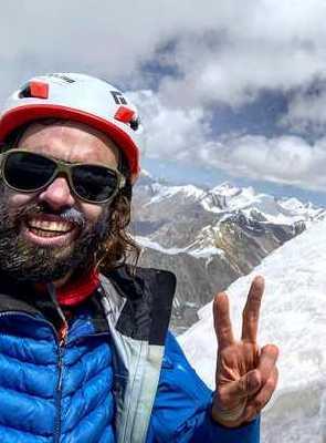 Феликс Берг: Для альпинистской экспедиции риски заражения COVID-19 очень малы по сравнению с обычными опасностями, с которыми альпинисты сталкиваются в горах