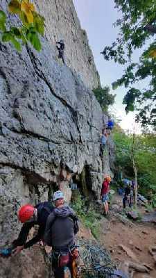 Харьковчане стали чемпионами Украины по альпинизму