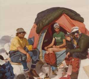 Наследие альпинизма: Бетси Уайт