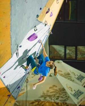В Днепре стартует молодежный чемпионат Украины по скалолазанию