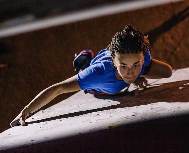 Евгения Казбекова. Фото Денис Колесниченко
