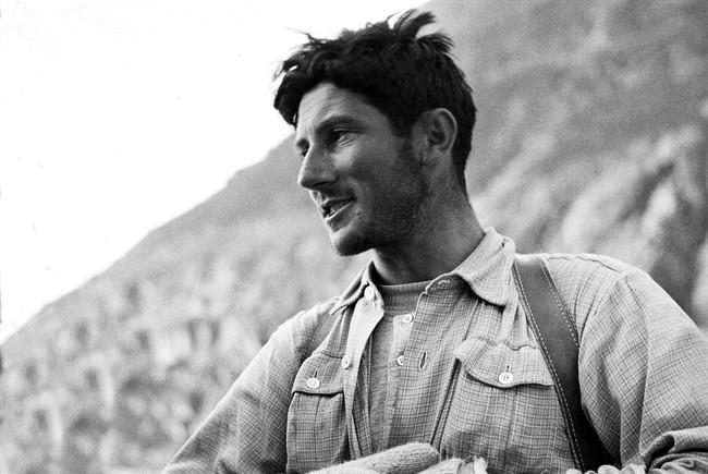 Вальтер Бонатти (Walter Bonatti)