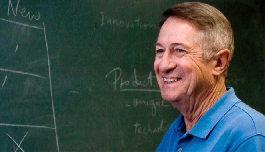 Роберт Гор (Robert Gore), изобретатель ткани Gore Tex