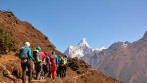 Непал вводит строгие требования к туристам и альпинистам, приезжающим в Гималаи