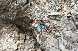 Хёнбин Мин открывает первый в Южной Корее скалолазный маршрут категории 9b!