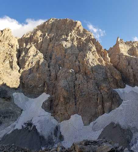 Украинские альпинисты открыли в Турции два новых скальных маршрута. Фото Михаил Фомин