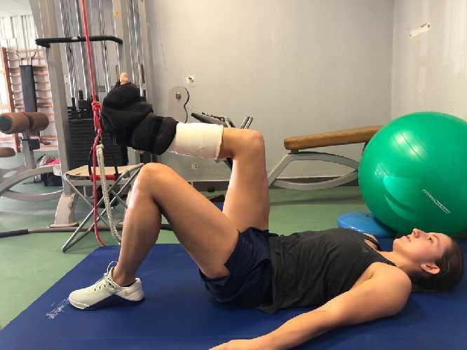 Реабилитация и упражнения после операции