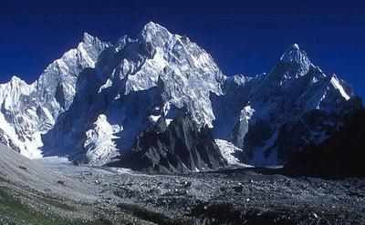 Американские альпинисты впервые в истории взошли на вершину К6 Центральная в Пакистане