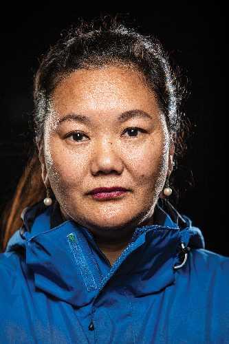 Лакпа Шерпа (Lhakpa Sherpa)