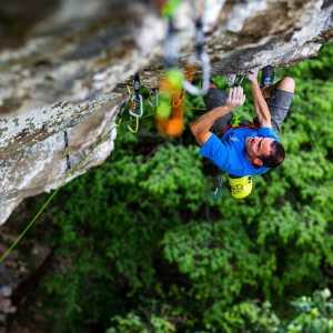 Маттео Гамбаро открывает новый сложный маршрут