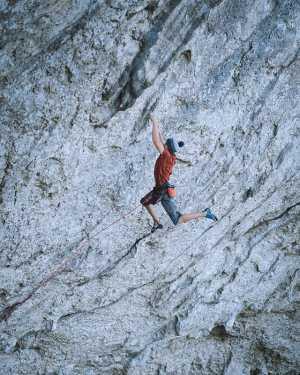 Себастьян Буин открывает новый, один из сложнейших маршрутов в мире: