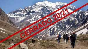 Из-за пандемии коронавируса власти Аргентины отменили сезон восхождений на высочайшую вершину Южной Америки - гору Аконкагуа