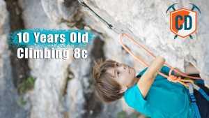10-летний Тео Бласс - следующий Адам Ондра?