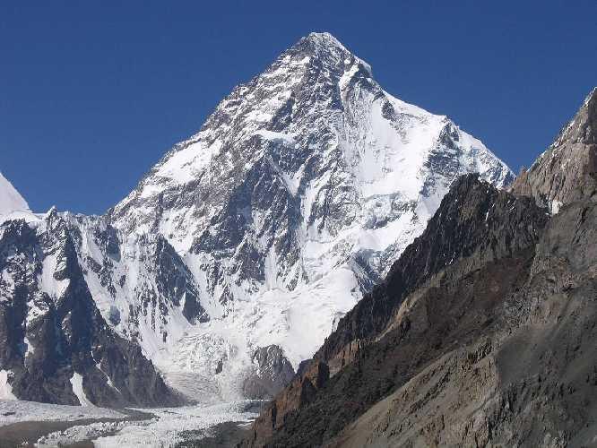 К2 (K2 / Chogori, 8611м)