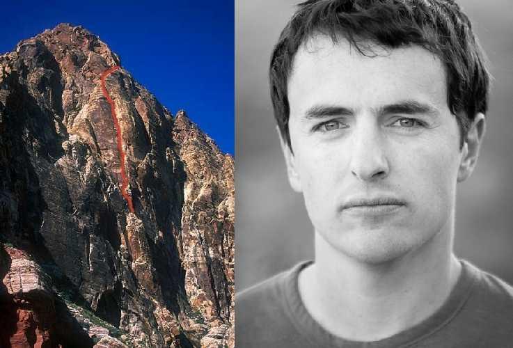 "Брэд Гобрайт (Brad Gobright) и 500-метровый мультипитчевый маршрут ""Epinephrine"""