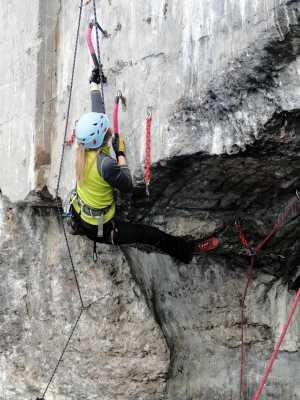 Спортивный рост альпиниста — тренировки