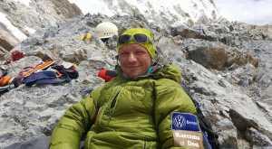 Вальдемар Ковалевский - новый участник международной зимней экспедиции на восьмитысячник К2
