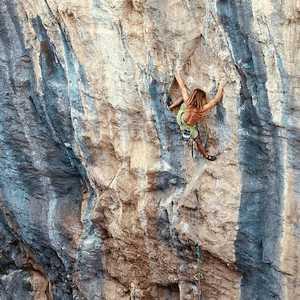 Харьковчанин Илья Бахмет-Смоленский открыл новый скальный маршрут в Турции: