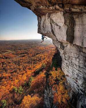 Американские скалолазы купили скальный утёс для всеобщего доступа и оборудования маршрутами