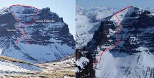 Весна в Патагонии: альпинистские команды открывают два новых маршрута, включая возможное первое восхождение на вершину горы Серро Редондо