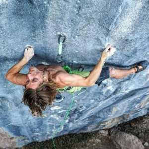 Новое прохождение категории 8с+ на скалах Турции от харьковчанина Ильи Бахмет-Смоленского