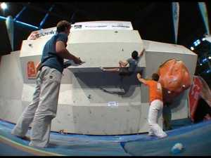 Как это было: Чемпионат Мира по скалолазанию в дисциплине боулдеринг 2005 года