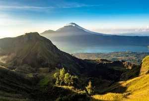 Бали с другой стороны: восхождение на вулкан Батур