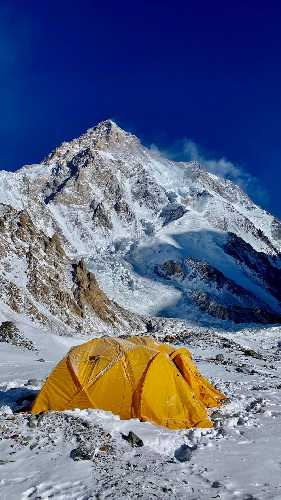 Базовый лагерь К2. Фото Mingma Gyalje Sherpa