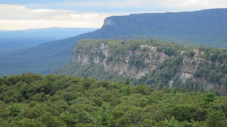 горный массив Шаванганк (штат Нью-Йорк)