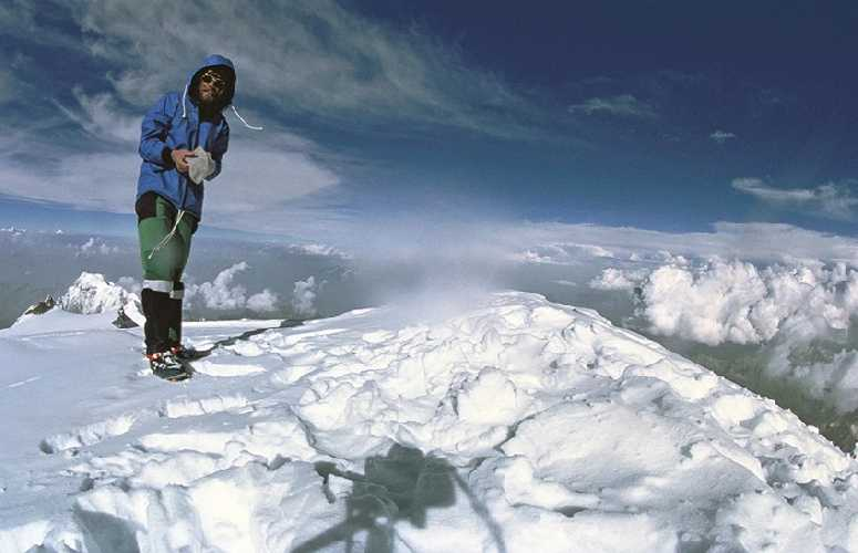 Соло на Нангапарбат, 1978 г. Фото Reinhold Messner