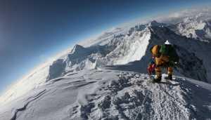 Восхождение на Эверест может стать проще из-за изменения климата