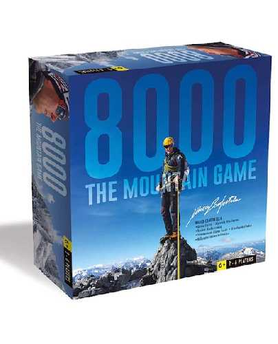 """8000: Горная игра"" (""8000. The mountain game)"