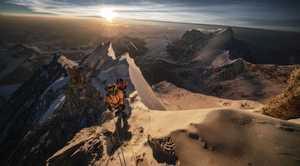 Тайна Эвереста: призраки на высоте