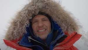 Первая ночь в базовом лагере К2: сильный ветер снес палатки пакистанско-исландской экспедиции