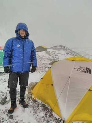 Пакистанско-Исландская команда начала работу над маршрутом к передовому базовому лагерю