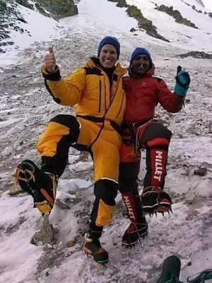 Пройдены первые 600 метров в зимней экспедиции на восьмитысячник К2