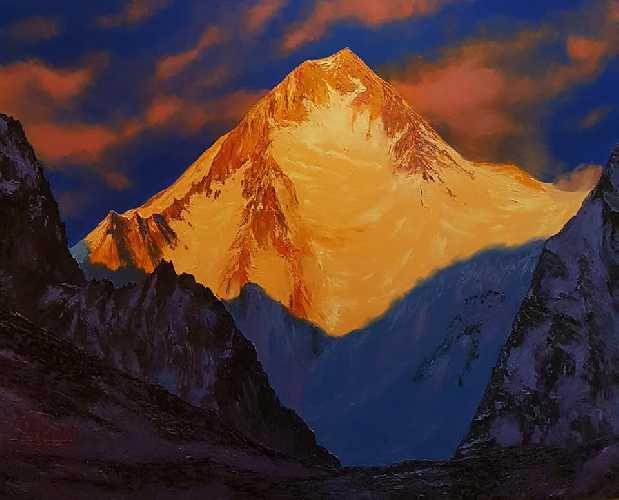 Шесть картин харьковского художника Александра Юрковского украсят музей Райнхольда Месснера  (Reinhold Messner) в Южном Тироле!